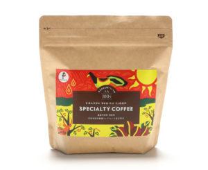 ウガンダコーヒー 深煎り