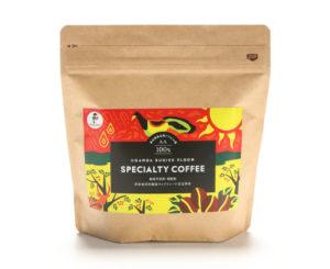 ウガンダコーヒー ピーベリー